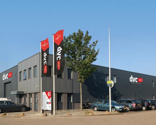 Ontdek DVC Sign in Amsterdam
