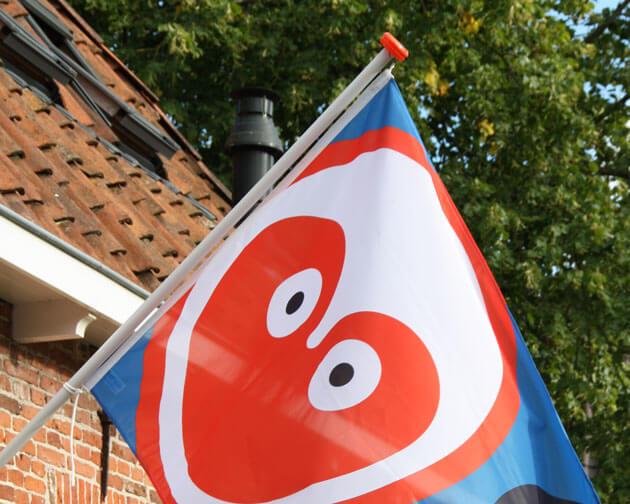 Zoveel soorten vlaggenstokken, welke heb je nodig?