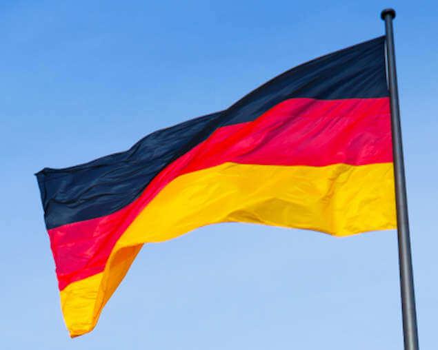 Geschiedenis van de Duitse vlag