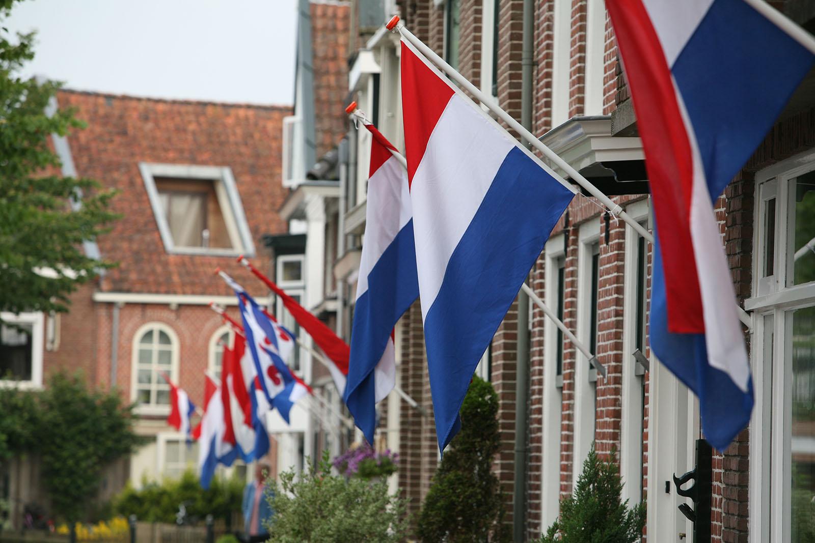 Hang de Nederlandse vlag uit!
