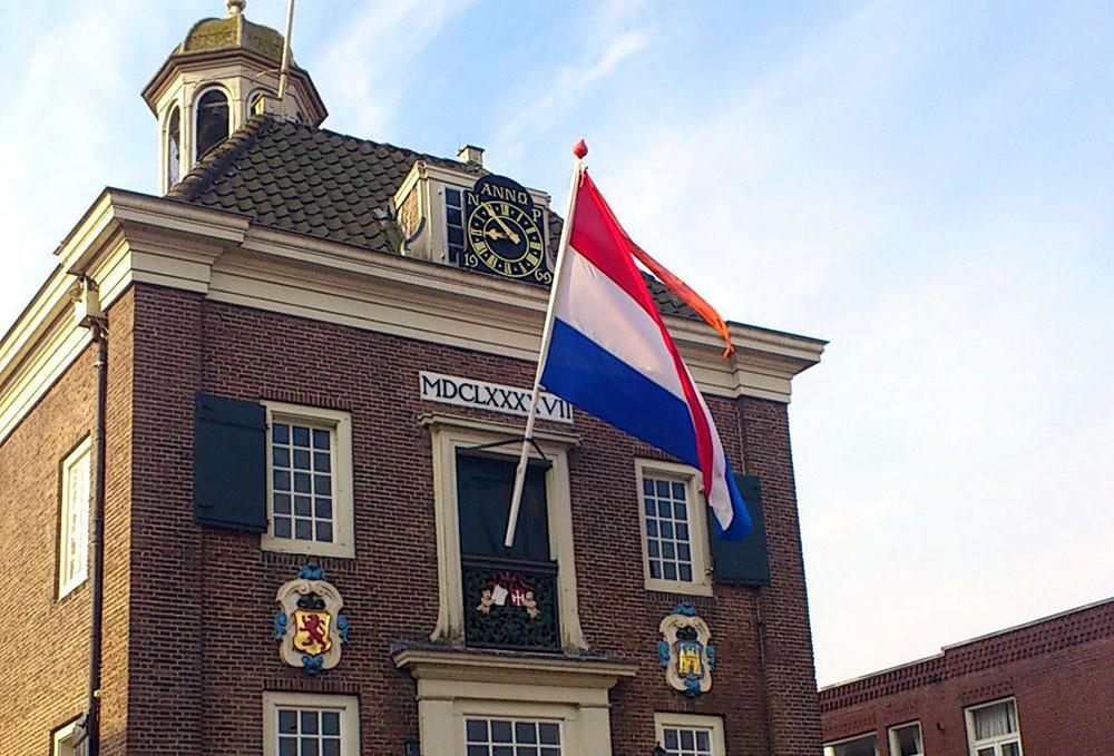 Alles over de Nederlandse vlag