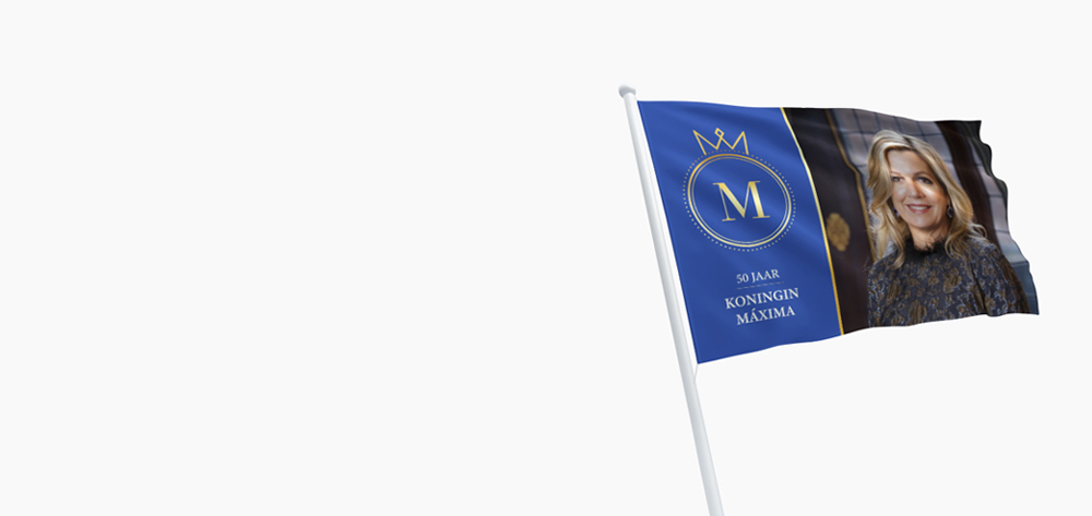 Koningin Máxima 50 jaar!